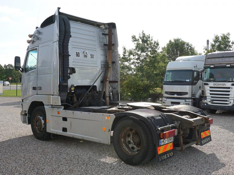 DAF M/T Euro5 - Tractors - Z-truck - Sale of commercial vehicles